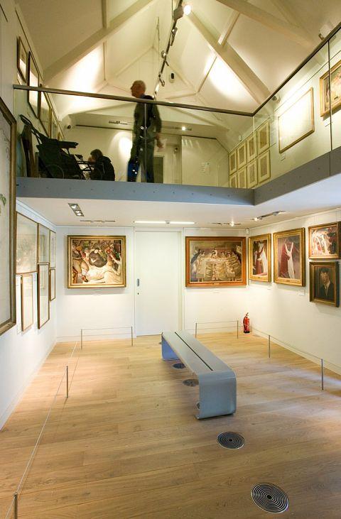Galleries Stanley Spencer Gallery Cookham